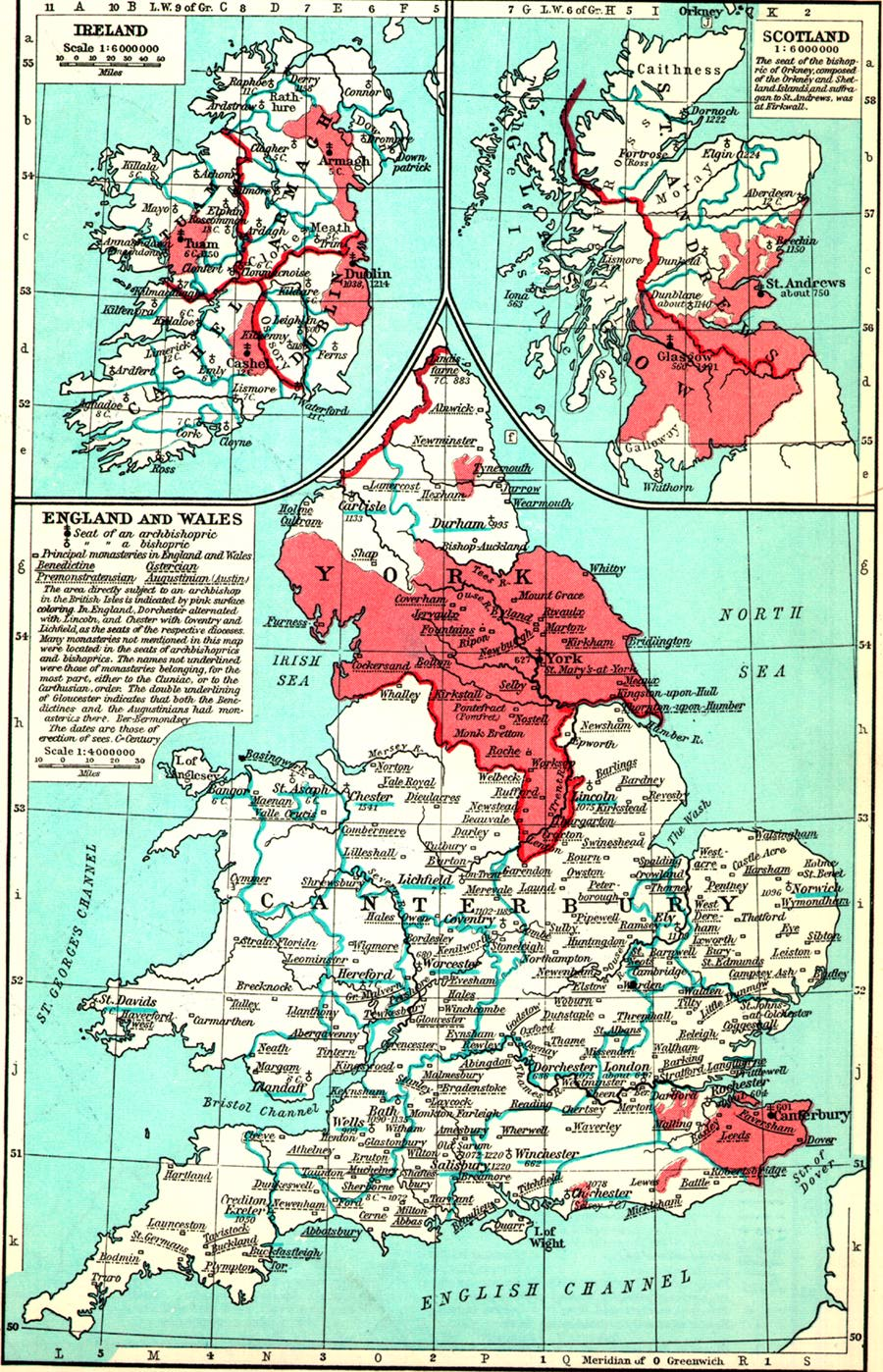 Medieval ireland the coming of the